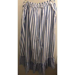 Who What Wear Skirts - Ruffled Skirt